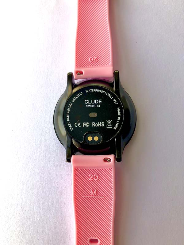 Clude SWO1014B pink